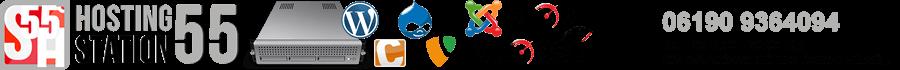 Webhoster Webhosting Provider HOSTING STATION55